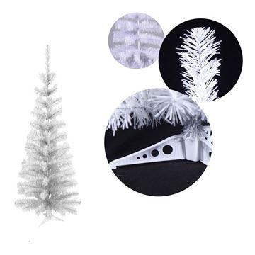 Imagen de Árbol De Navidad Blanco Nevado 150cm
