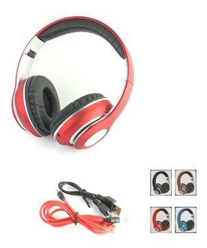 Imagen de Auricular Con Bluetooth / Tarjeta De Memoria / Radio Fm