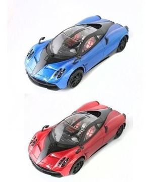 Imagen de Auto De Carrera Gira 360º Con Luz Y Sonido A Pila 30x15cm