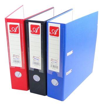 Imagen de Bibliorato A4 Lomo Ancho 3 Colores Oficina