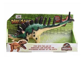 Imagen de Dinosaurio Estegosaurio Juguete De Goma