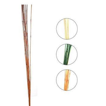 Imagen de Cañas De Bamboo Varitas Para Adorno 170cm 12unidadaes