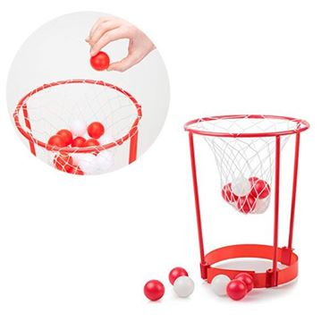 Imagen de Aro De Basket Para La Cabeza 20 Pelotas