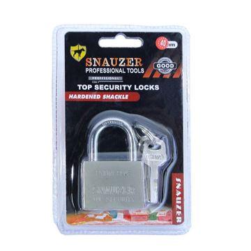 Imagen de Candado Metal 40mm 3 Llaves Seguridad