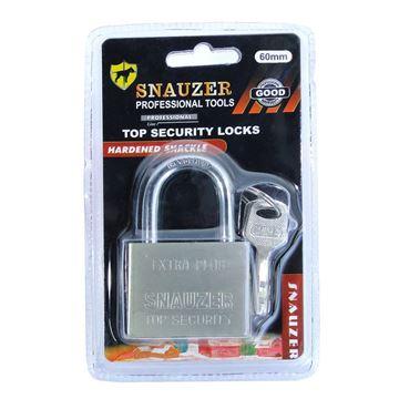 Imagen de Candado Metal 60mm 3 Llaves Seguridad