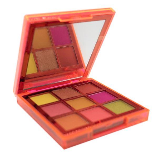 Imagen de Paleta de sombras Neon Orange Obsessions Huda Beauty