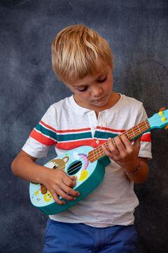 Imagen de Guitarra Infantil Colores