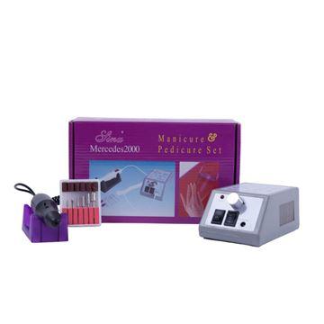 Imagen de Torno Profesional Manicura y Pedicura electrico en caja