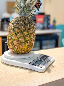 Imagen de Balanza Digital 10 Kilos Precisión 1 Gramo Cocina Repostería