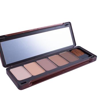 Imagen de Paleta De Contorno Con Brocha Ushas 17,5gr Maquillaje