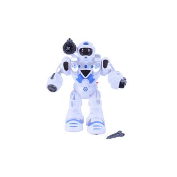 Imagen de Robot c/Luz y Musica /dardos En Caja 26*11*21cm