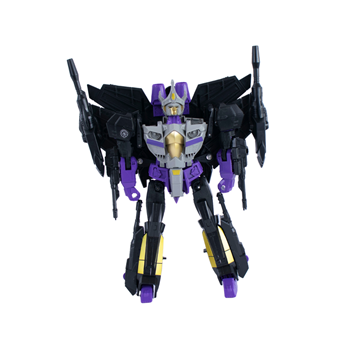 Imagen de Robot Articulado c/accesorios en Caja visora