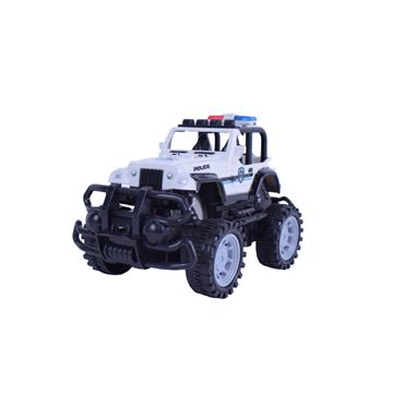 Imagen de Auto Jeep policial  18*11*12cm