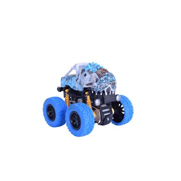 Imagen de Auto Animales Colorido ruedas c/resorte  12.8*10*11 cm