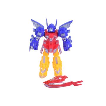 Imagen de Robot De Juguete Transformable 21x31cm