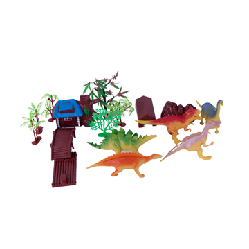 Imagen de Dinosaurios 24 X 20 Cm