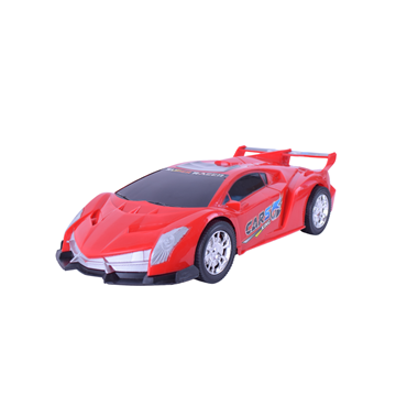 Imagen de Auto Azul en caja Visora 36.5*16*9.5cm