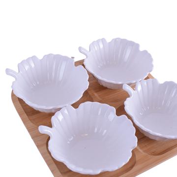 Imagen de Combo Bowls de Porcelana/ Copetinero
