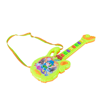 Imagen de Guitarra a pila con sonido 40cm - 3 diseños