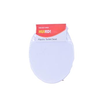 Imagen de Asiento Para Water de Plástico Blanco